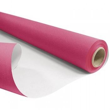 <h4>Papier Rol 80cm 40m 60g Wit/Cyclaam</h4>