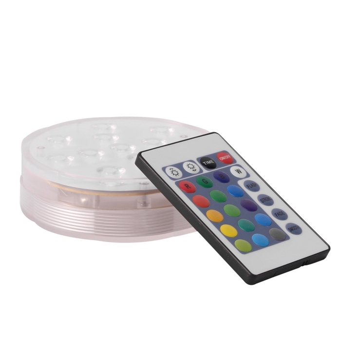 <h4>Decoration LED base 10cm</h4>
